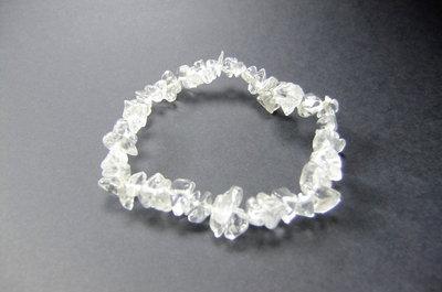 bergkristal armband