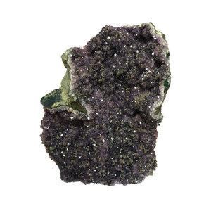 amethist ruw cluster